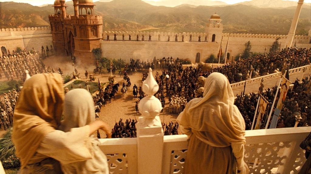 Музыку из фильма принц персии пески времени скачать
