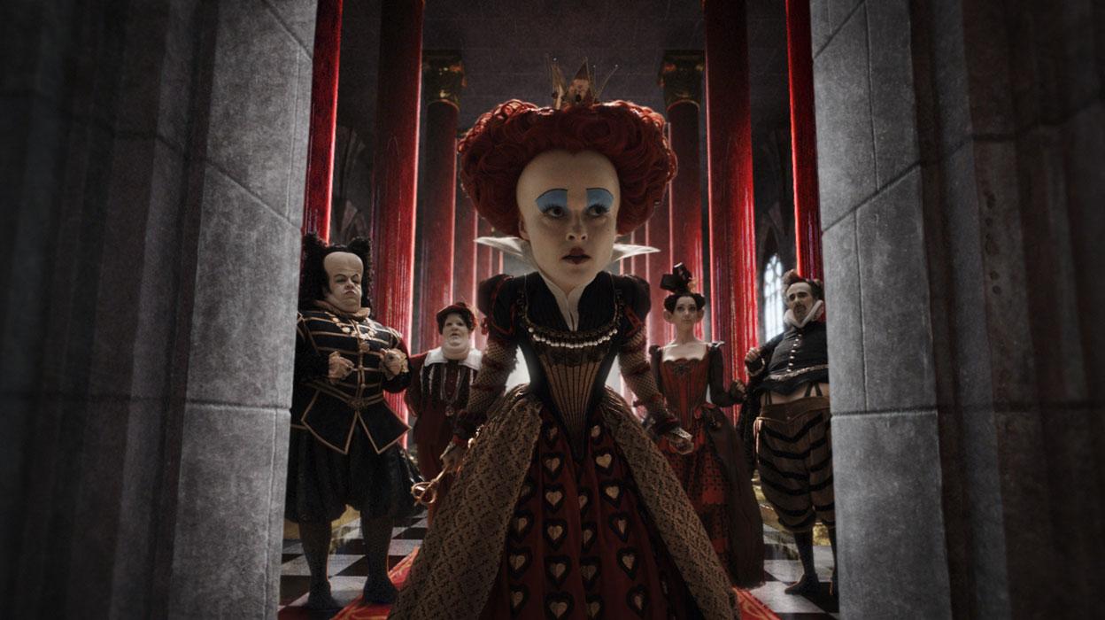 смотреть мультфильм онлайн алиса в стране чудес 2010