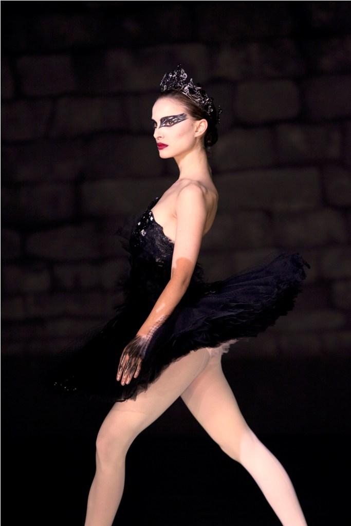 mise en scene of black swan