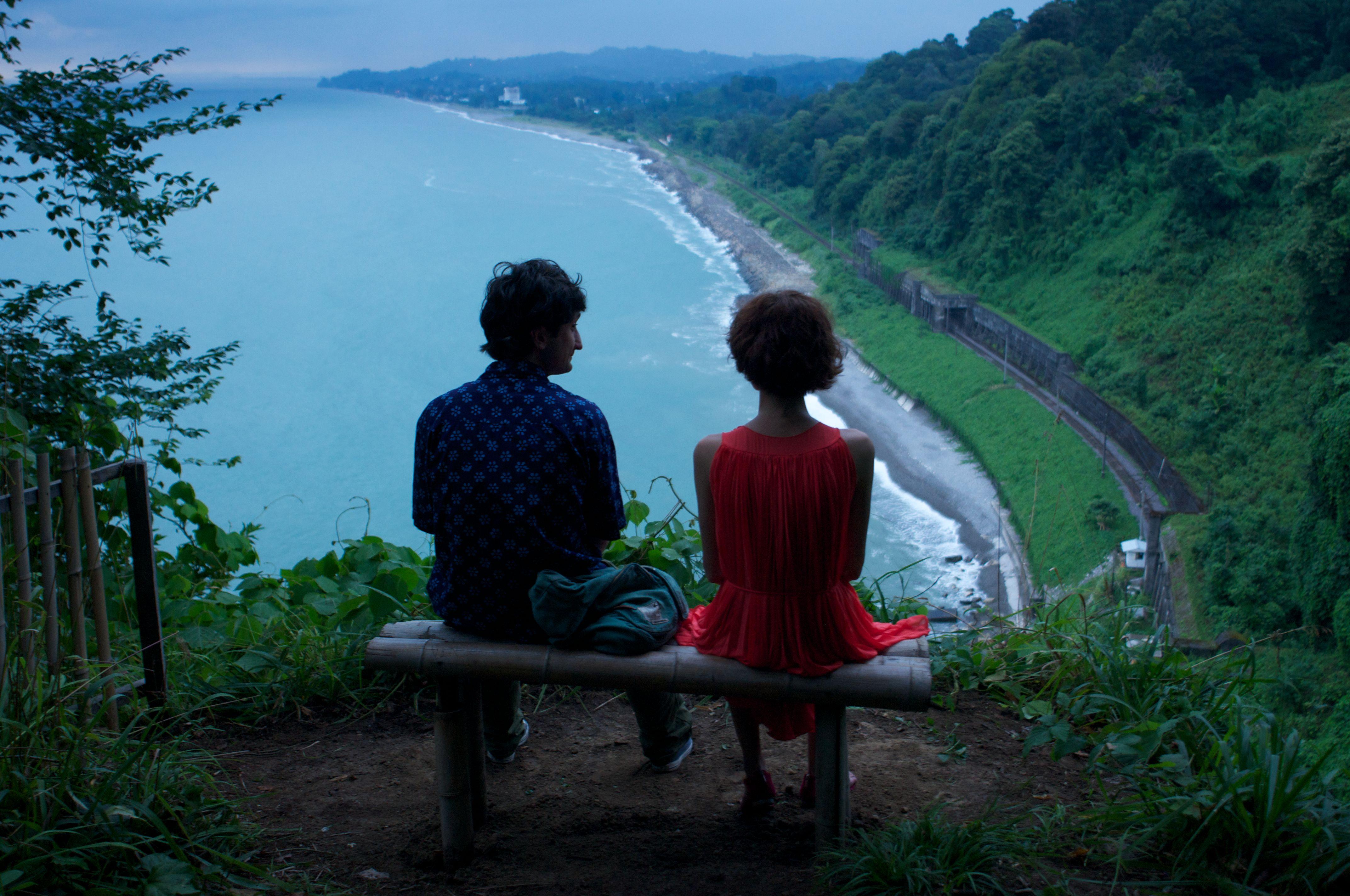 фильм любовь на природе