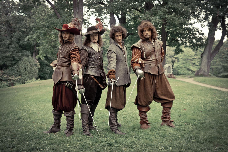 Смотреть три мушкетера новый 2 фотография