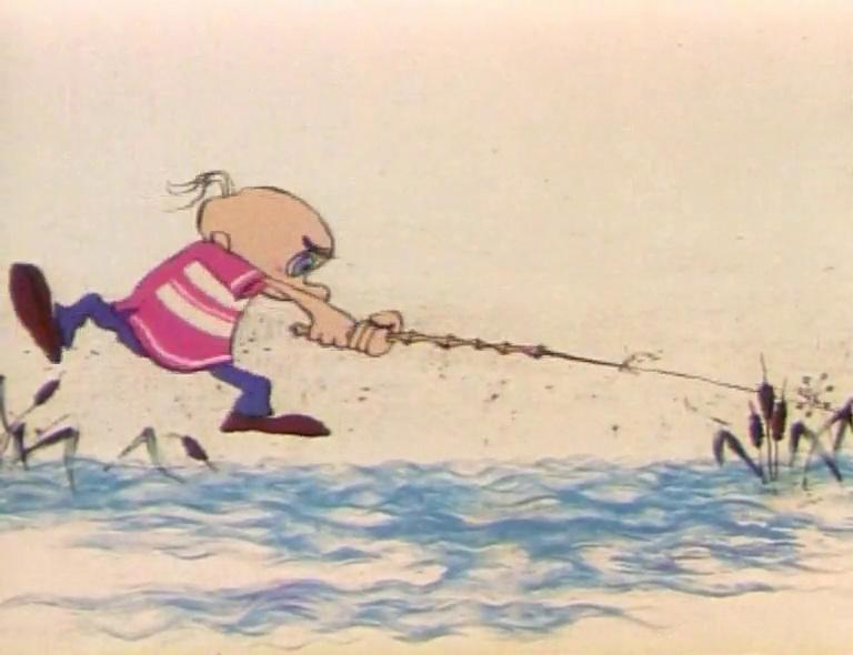 хорошая рыбалка мультфильм