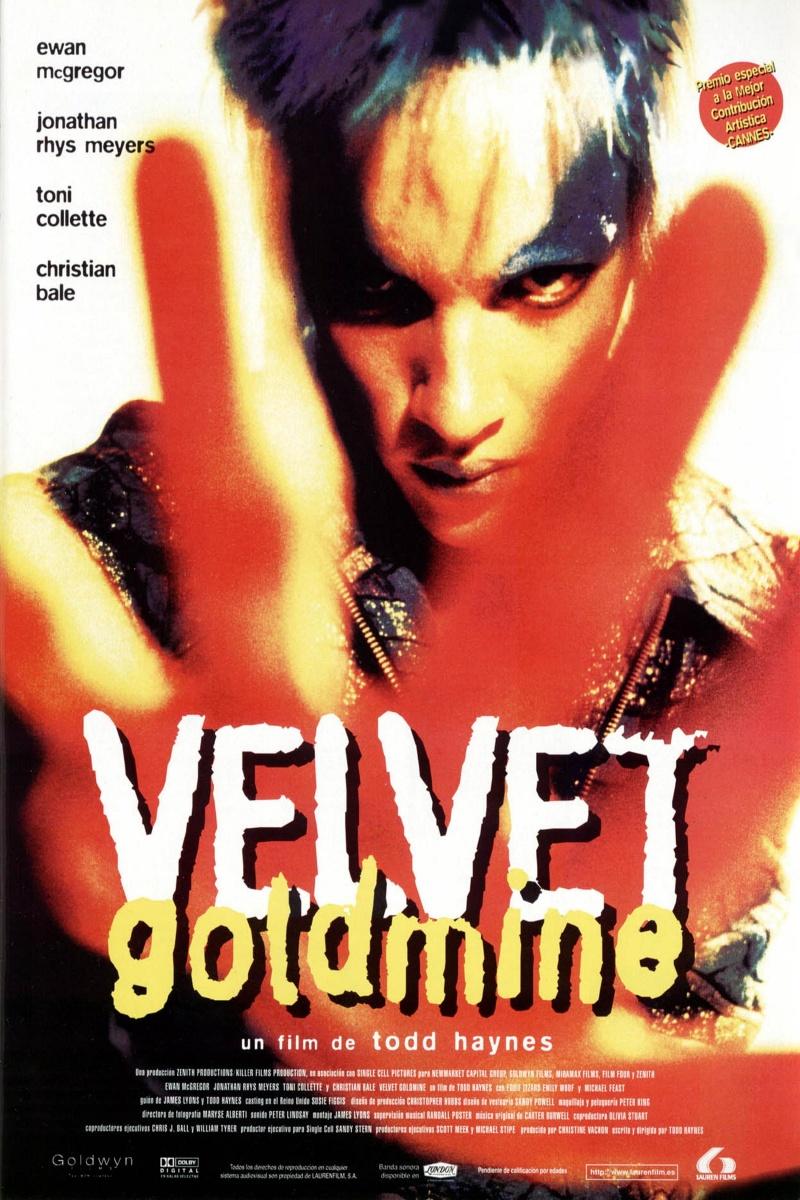«Бархатная Золотая Жила» — 1998