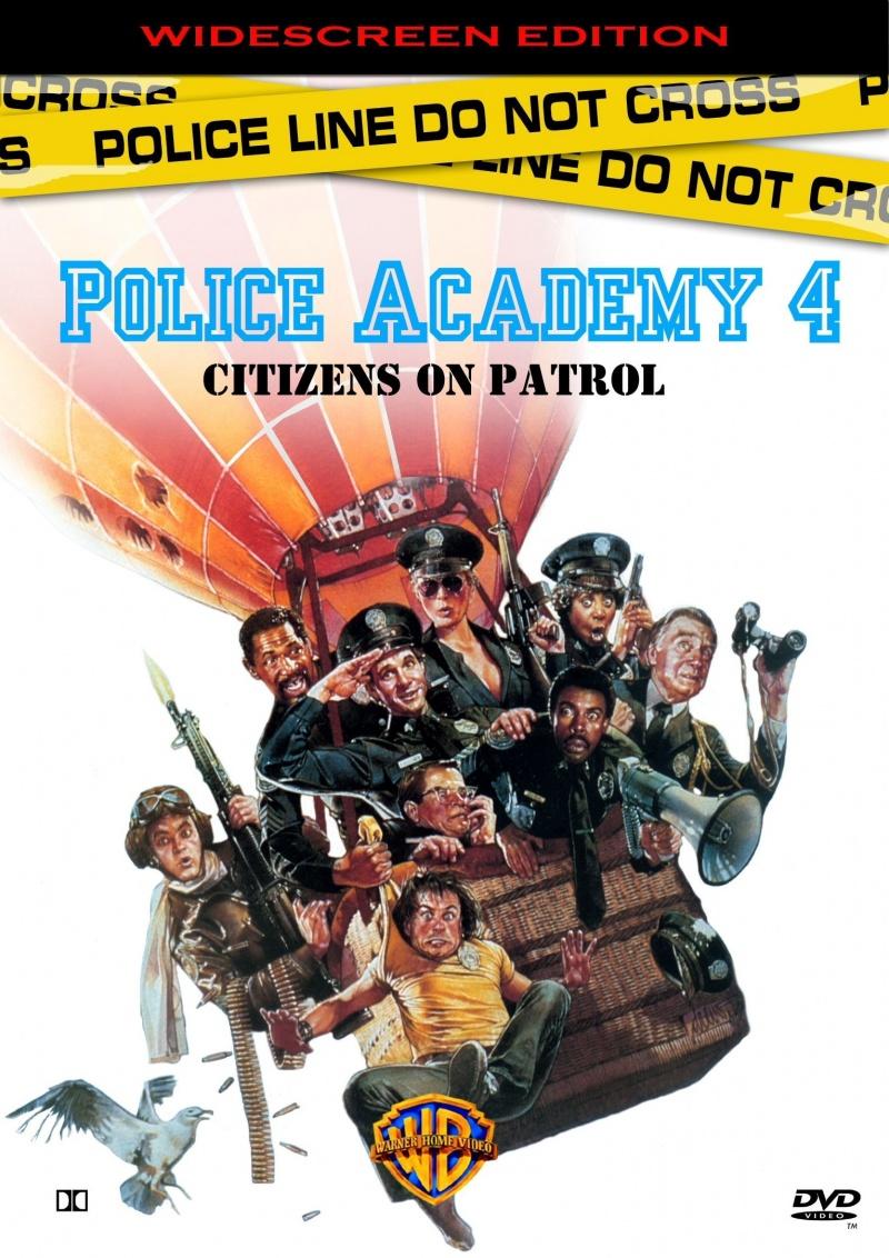Смотреть police academy 4: citizens on patrol 1080 премьера.