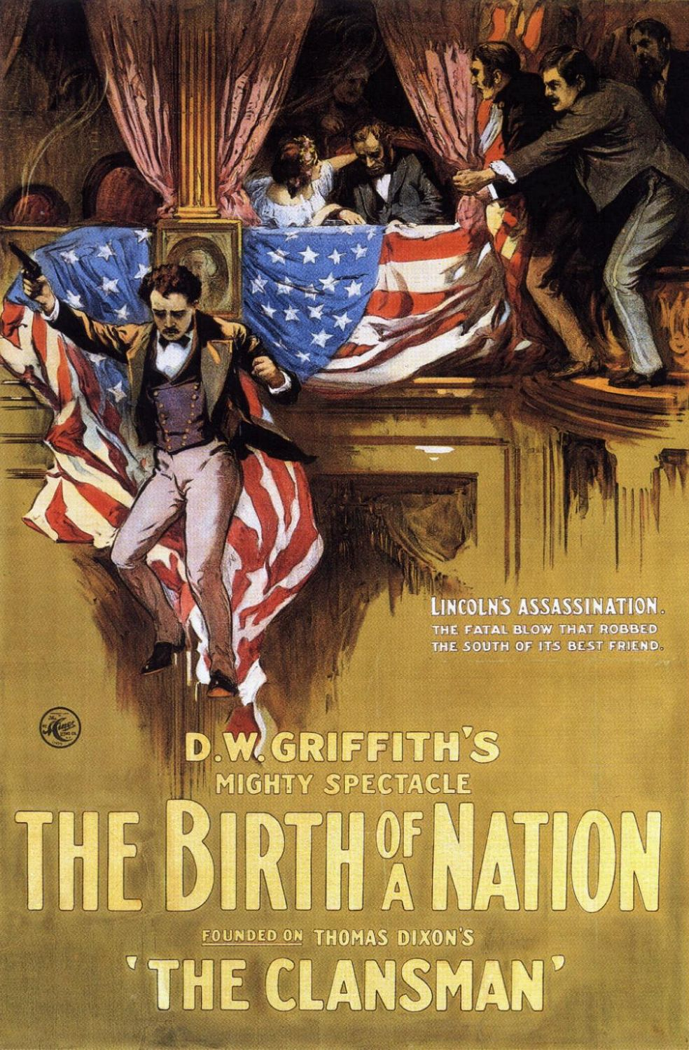 the birth of a nation by dw griffith first docu drama The birth of a nation: hbo first look 2016 pg cc america history the birth of freedom & birth of a nation history documentary dw griffith genre drama.