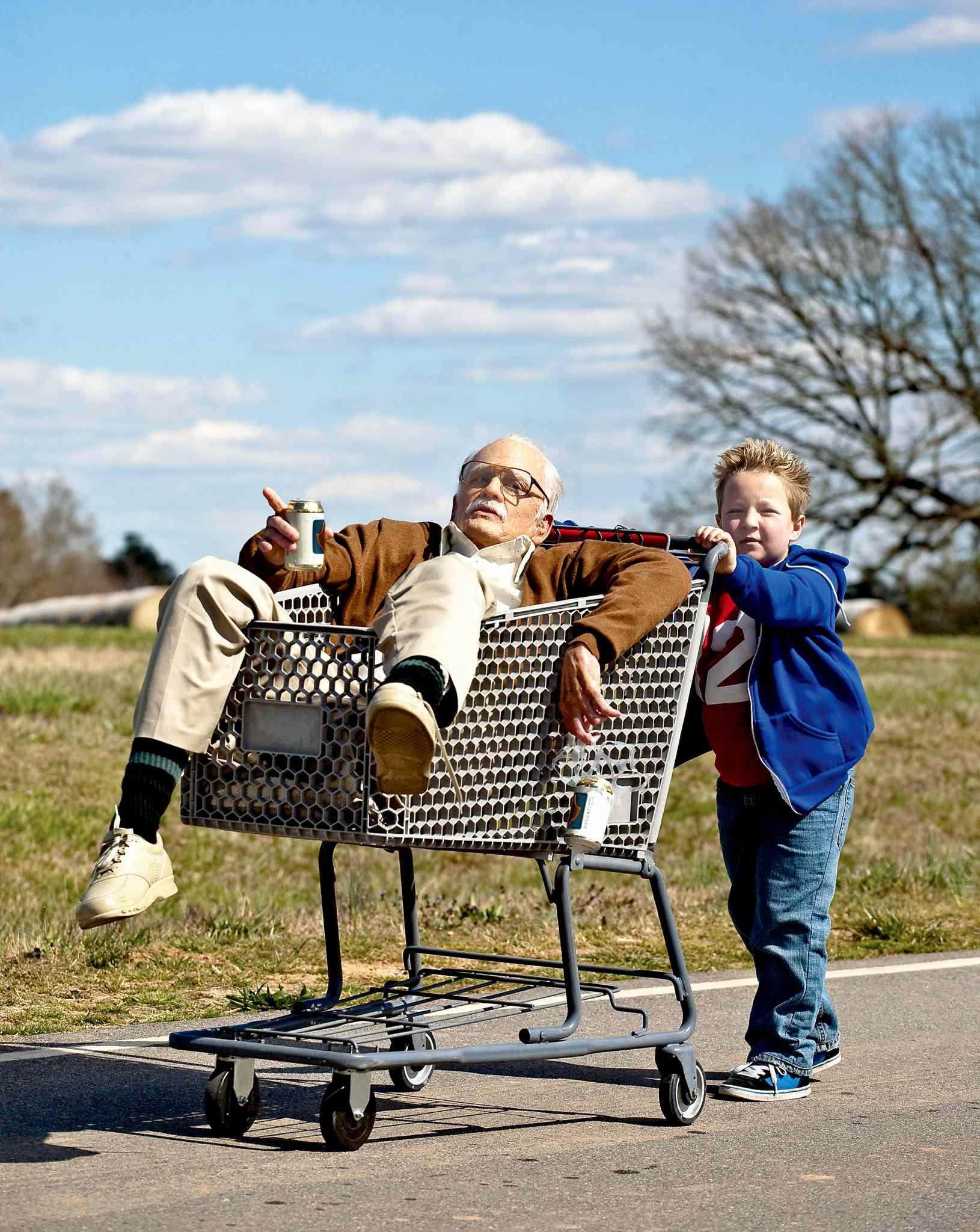 Скорби открытка, смешная картинка про дедушку