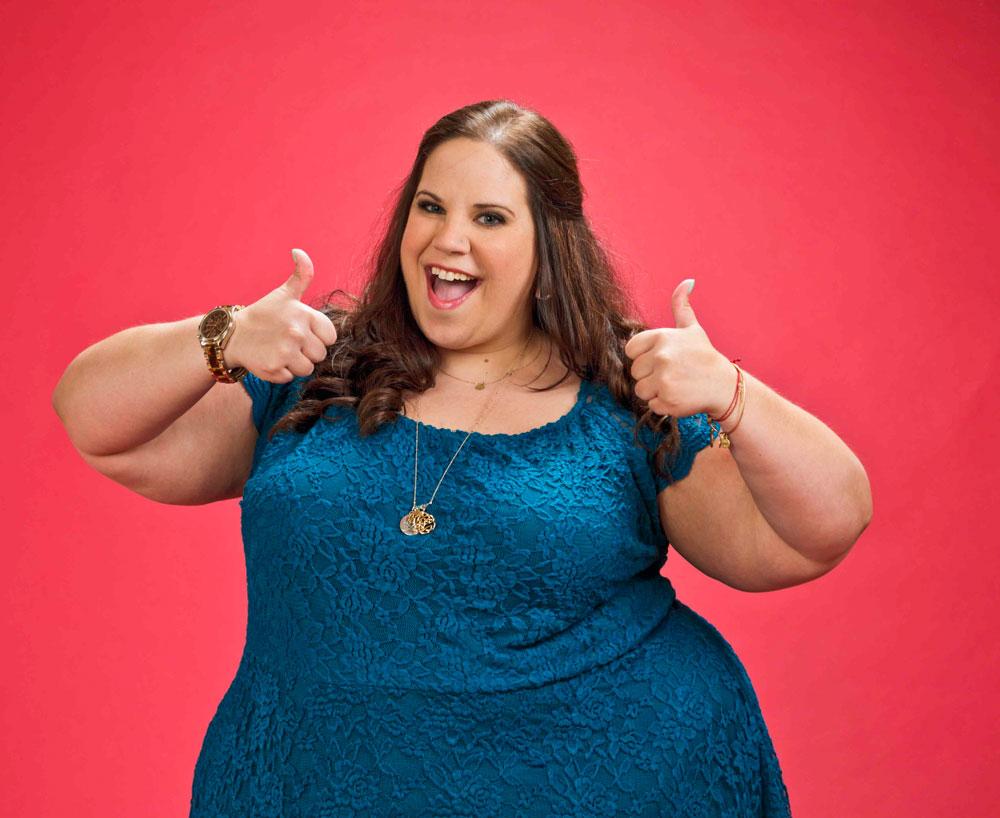 Красивые жирные девушки фото