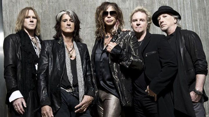Aerosmith приедут в Москву на День города