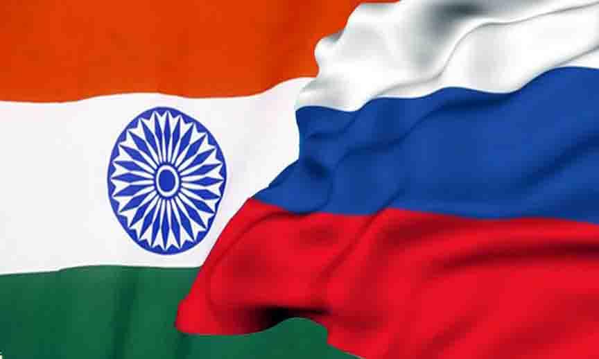Россия и Индия