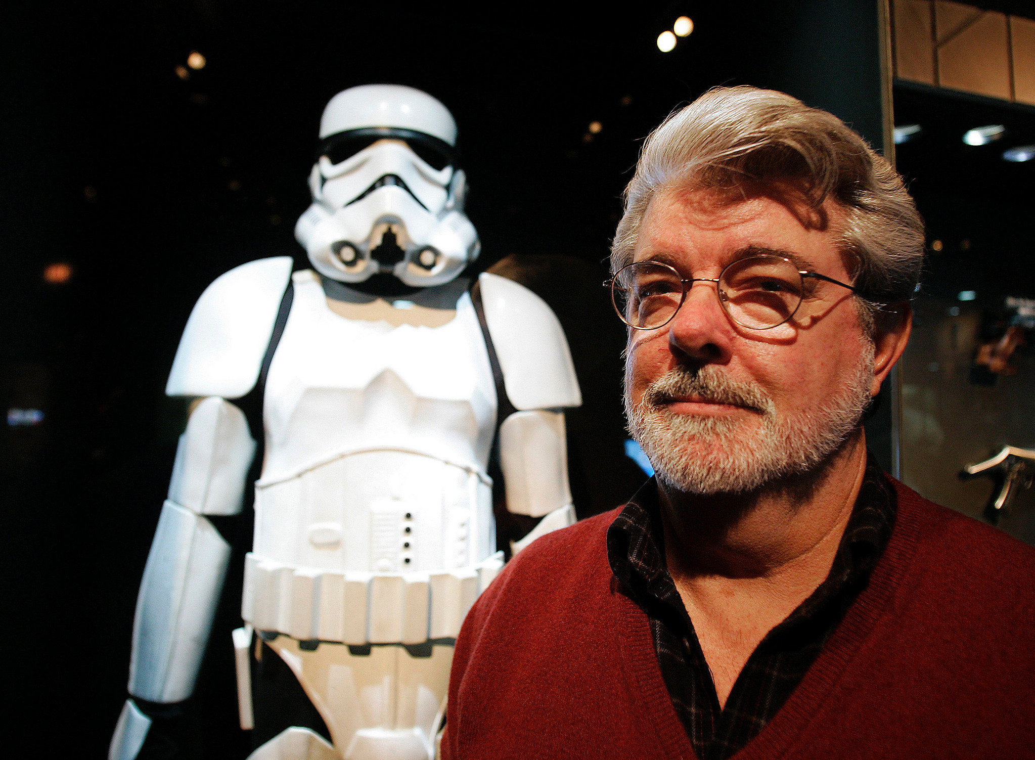 an analysis of the creative mind of george lucas and the history of the star wars franchise Lucasfilm and its franchise management founded by george lucas in 1982 as lucasfilm games analysis of star wars.