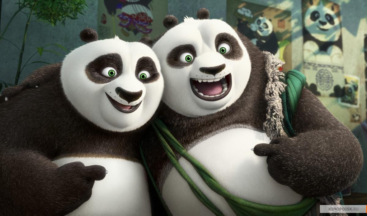 кунг фу панда 3 смотреть онлайн
