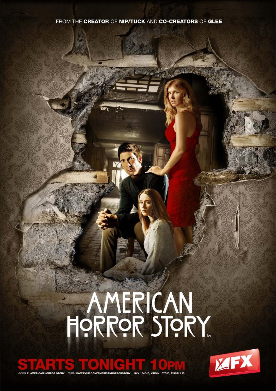 Американское история ужасов 1 сезон