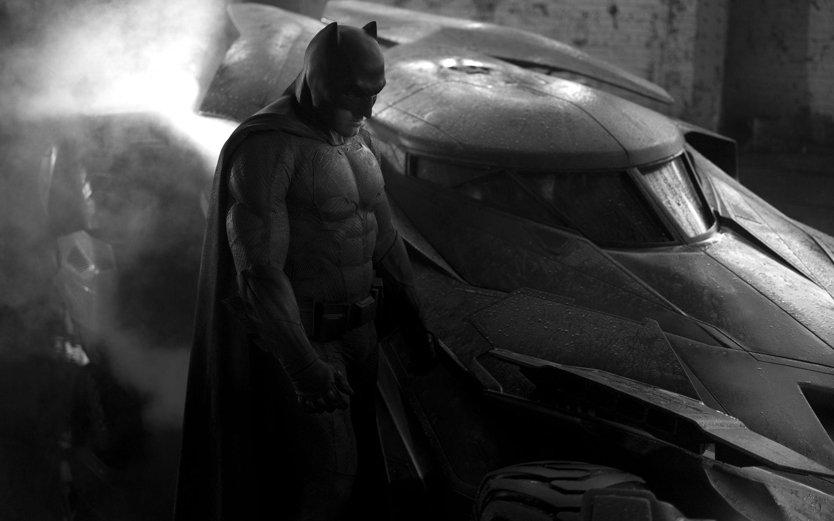 В КНР рухнули сборы «Бэтмена против Супермена»