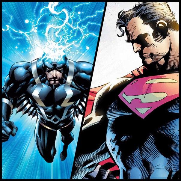 Ученые сообщили, что самый уязвимый супергерой— это Бэтмен, алучший— Супермен