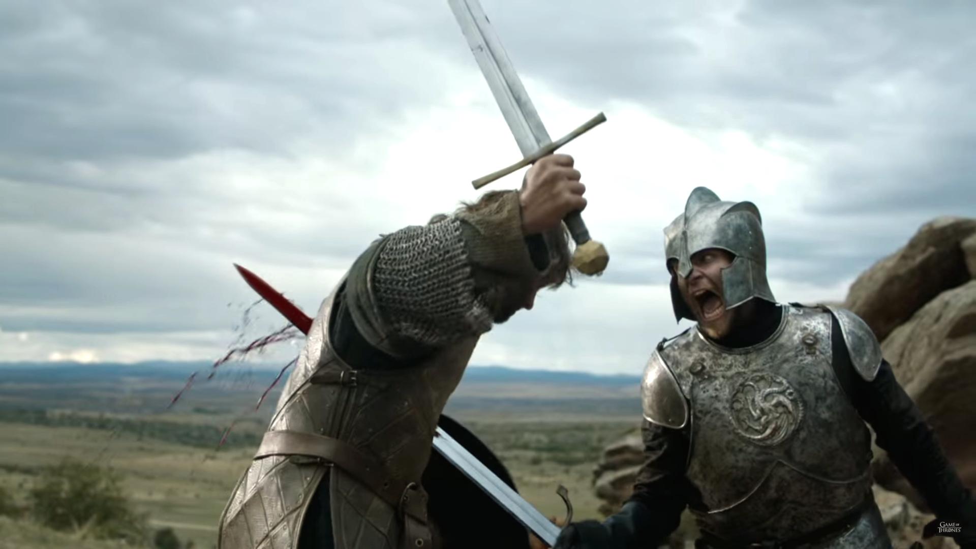 В «Игру престолов» пригласили мужчин своенным опытом