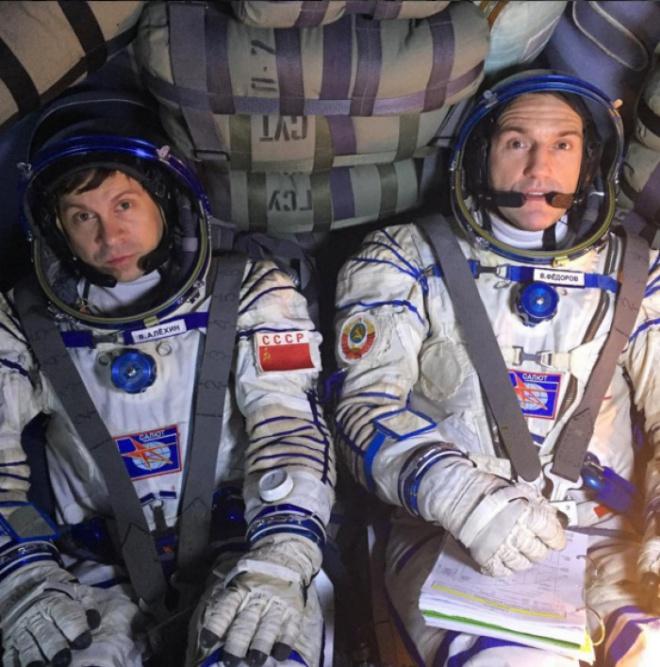 НаComic Con Russia 2016 был представлен фильм «Викинг»