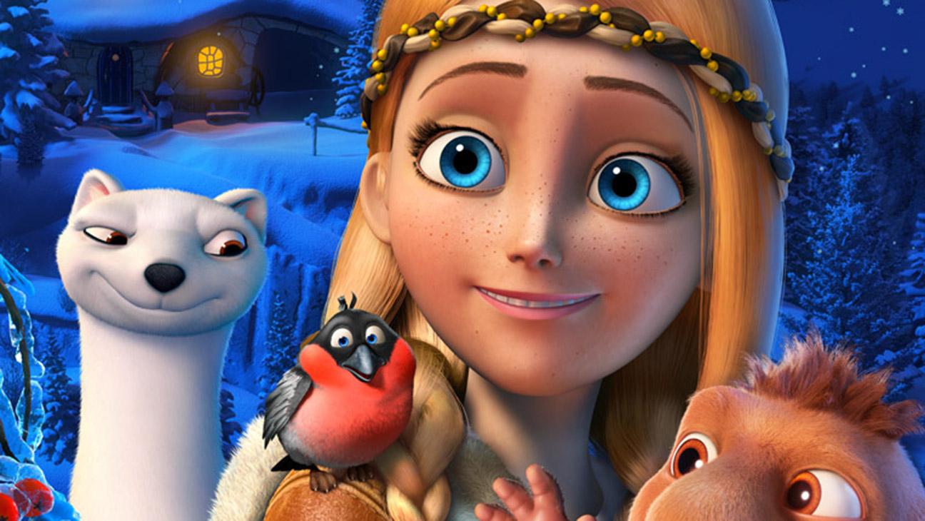 Вмировой прокат вышел мультфильм «Снежная королева 3: огонь илед»