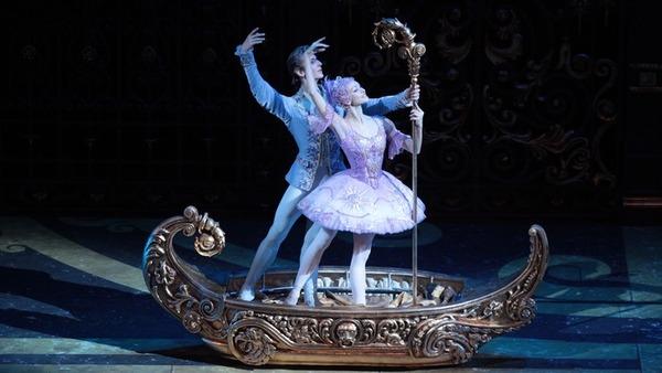 Прямая трансляция балета огромного театра «Спящая красавица» состоится 22января