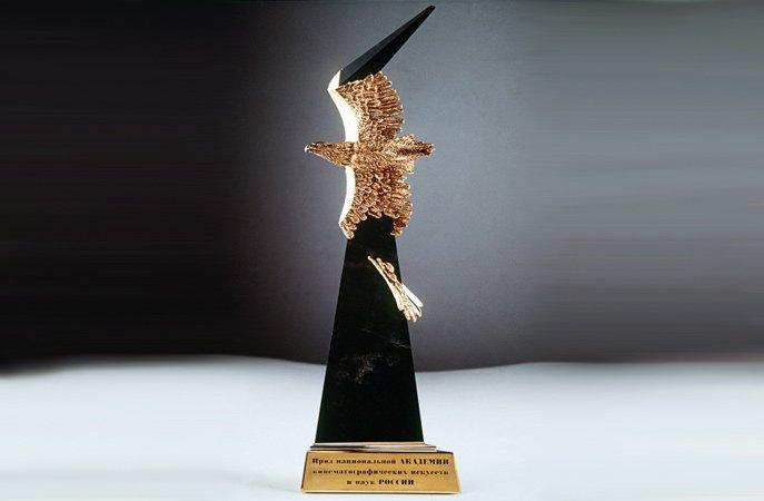 27 января станут известны обладатели кинопремии'Золотой орел