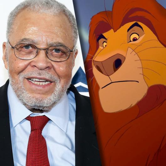 Джеймс Эрл Джонс озвучит Муфасу вигровом «Короле льве»