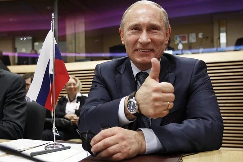 Финны выпустят мультфильм про В. Путина, мечтающего стать тореодором