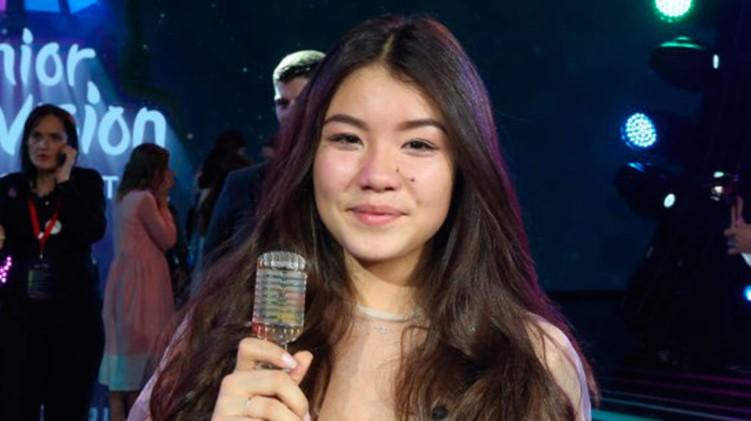 Россиянка выиграла «Детское Евровидение» вТбилиси