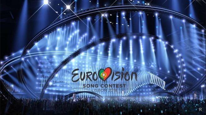 Юлия Самойлова и русская  делегация направились  вЛиссабон для участия вЕвровидении