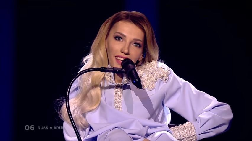 Выступление MELOVIN вовтором полуфинале «Евровидения-2018»