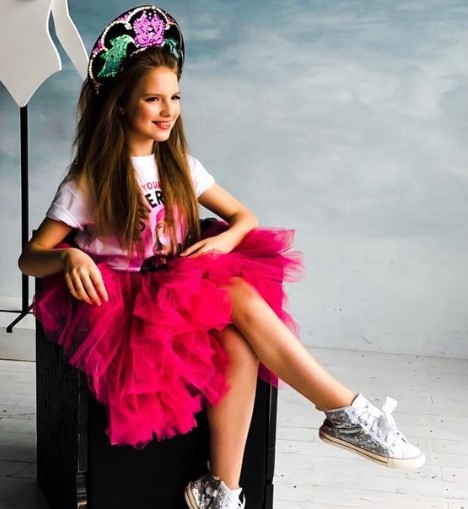 Анна Филипчук представит РФ надетском конкурсе «Евровидение»
